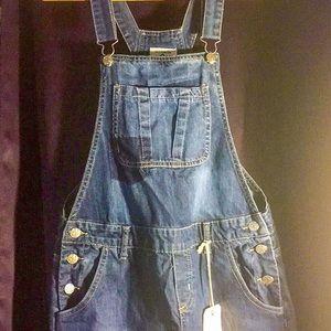 e7b644ce2410 Jean overalls! Sale!!!! Jean overalls!  35  50. Cotton On Short Denim  Overalls